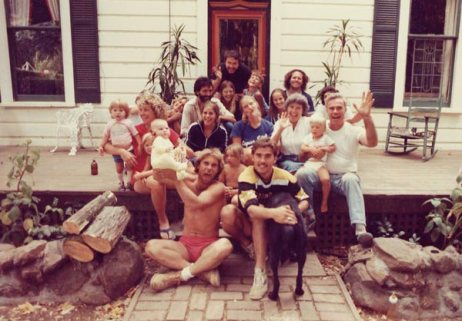 Benziger Family Porch 1983
